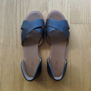 Abound Landen Cross Band Sandals